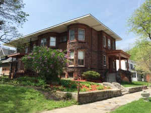 Brownstone, Jackson Park Area, Dubuque, IA